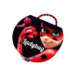 Miraculous - Boîte à Bijoux Ladybug Rouge