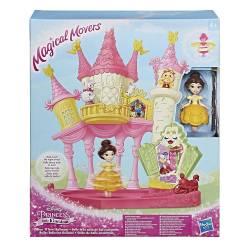 Disney Princesses Mini Royaume Belle Et La Salle de Bal Enchantée