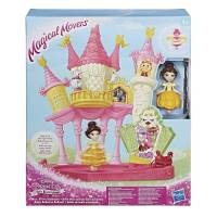 Disney Princesses Mini Royaume De Belle Et Salle de Bal Enchantée