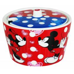 Sucrier Minnie/Mickey Mouse 9 cm - Disney