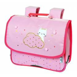 Oberthur - Cartable Chaton Nuage 35 cm