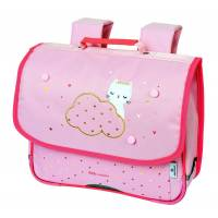 Cartable OBERTHUR Chaton Nuage 35 cm