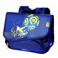 Cartable Oberthur Football Ligue 1 Conforama 38 cm