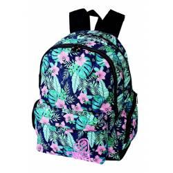 Sac à Dos Miss Freegun Floral 2 compartiments