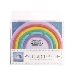 Hello Kids - Veilleuse Arc en Ciel