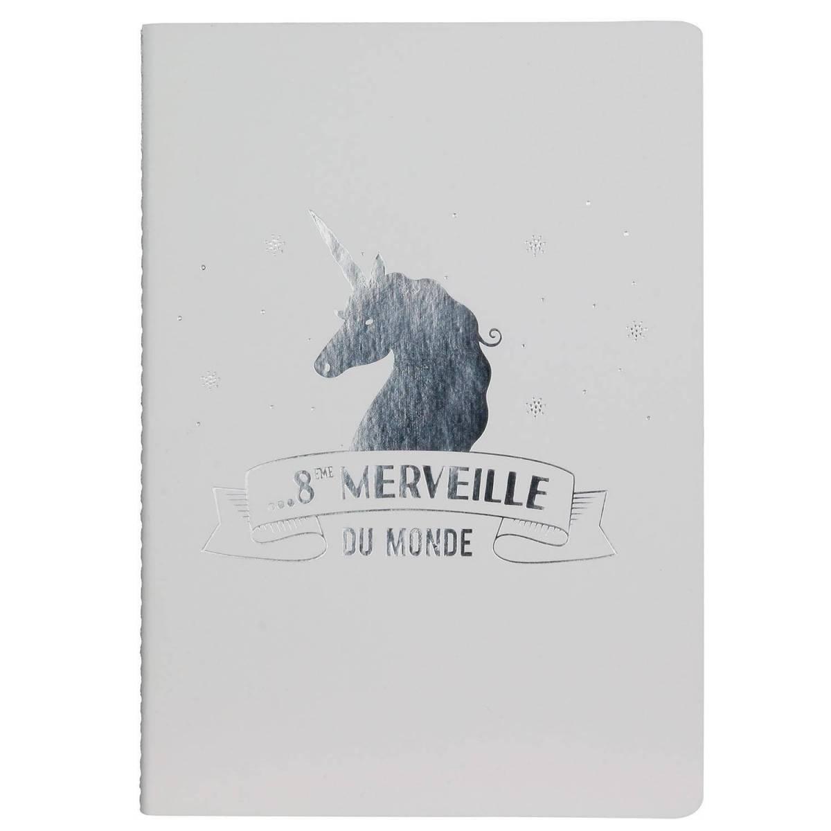 Carnet de Notes Licorne - 40 Pages