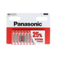 Lot de 10 Piles LR03 AAA 1.5 V Panasonic