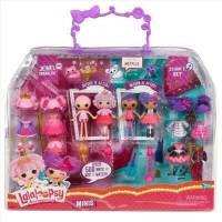 Malette Lalaloopsy Minis Storm E Sky Jewels Sparkles
