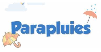 Parapluie enfants
