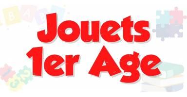 Speelgoed van de eerste leeftijd