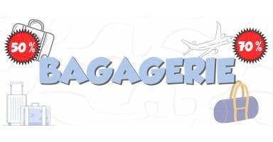 Valises et sacs de voyages