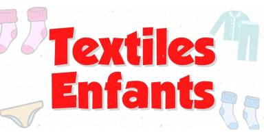 Textiles para niños