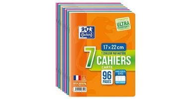 Cuadernos 17 x 22 cm