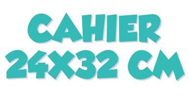 Cuadernos 24 x 32 cm
