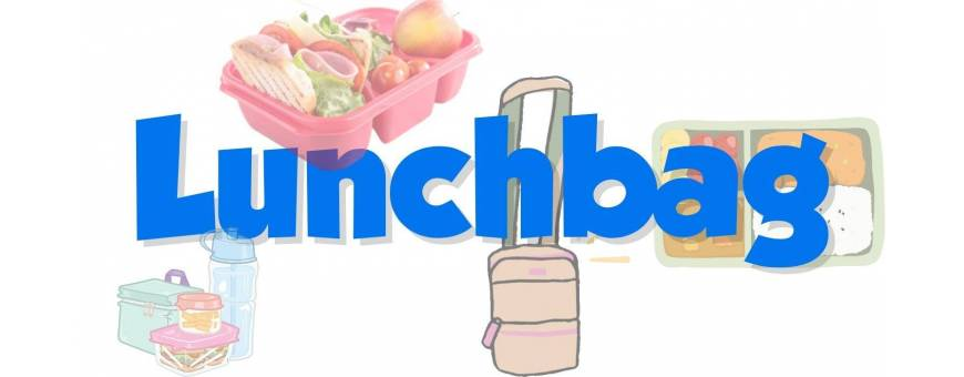 Lunch Bag - Sac à gouter
