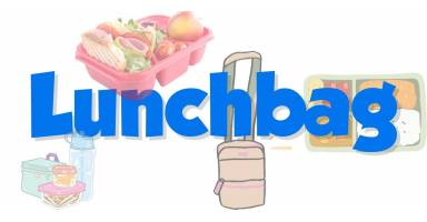 Lunch Bag - Pranzo al sacco