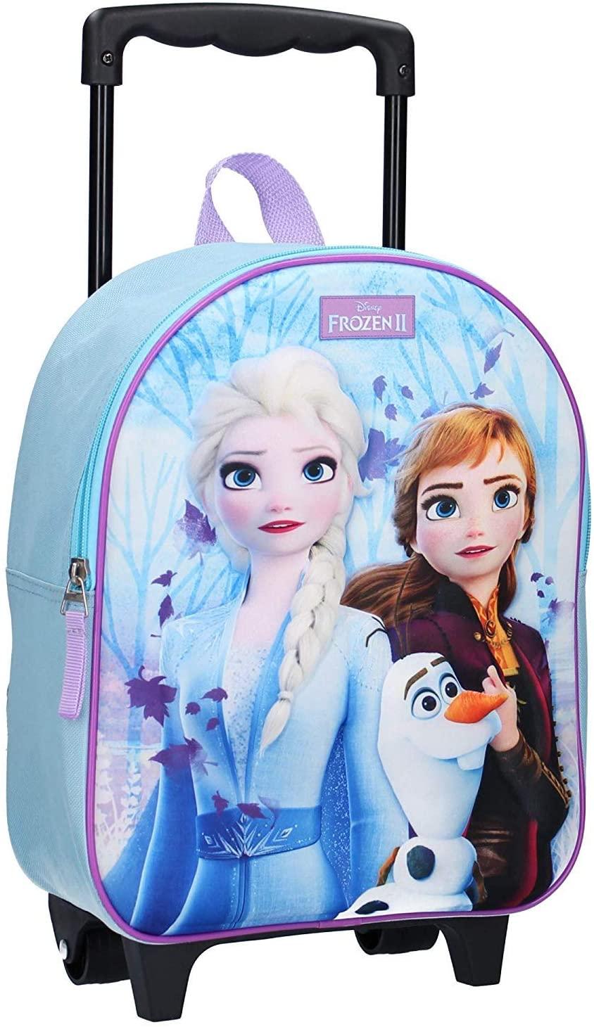 Frozen 2 wheeled backpack