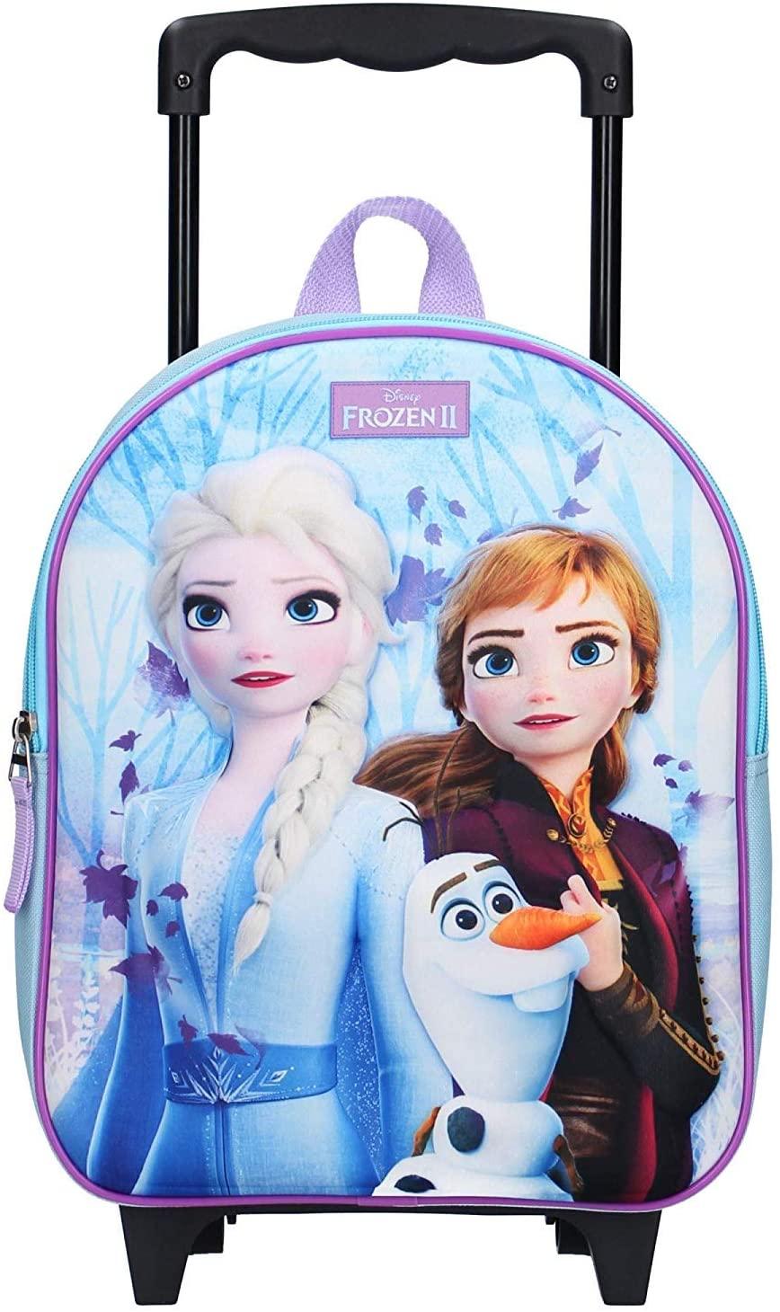 Frozen roulette backpack
