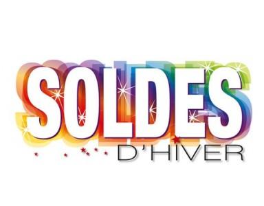 SOLDES HIVER 2017 - DU 11 janvier AU 21 février inclus