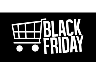 BLACK FRIDAY : 24 Novembre 2017