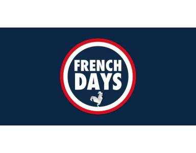 French Days du 26 avril 2019 au mardi 1er mai 2019